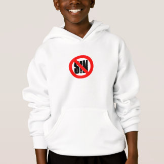 Sweat Shirt - No Sin