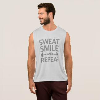Sweat Smile and Repeat Singlet