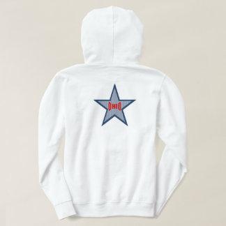 SWEAT    STAR HOODIE