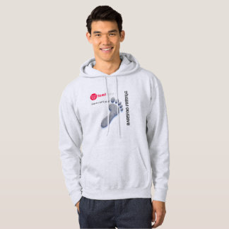 Sweat with basic hood for man hoodie