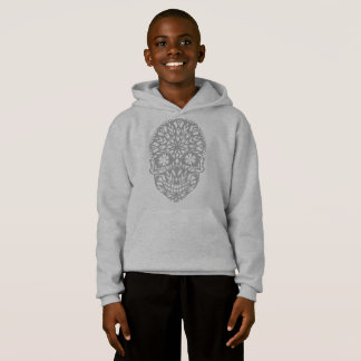 Sweater ComfortBlend® d' Hanes for child, gray