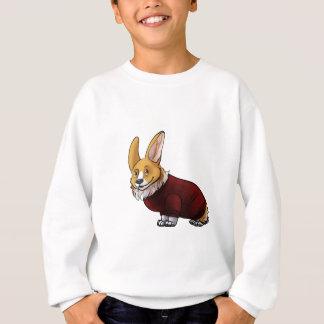 sweater corgi
