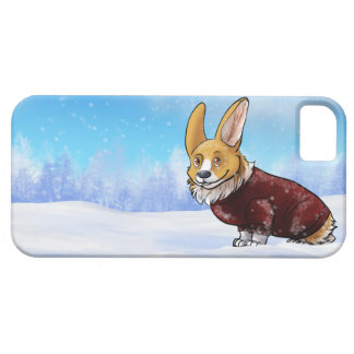 sweater corgi 2 barely there iPhone 5 case
