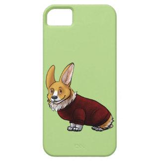 sweater corgi iPhone 5 covers