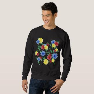 Sweater shirt Flower Sweater flowers