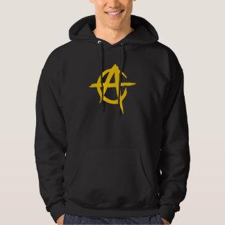Sweater shirt Logo Anarchist - Capitalist - MH1