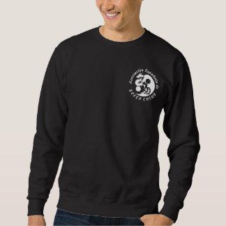 Sweater shirt Spanish Association Chinese boxing