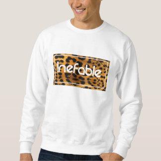 Sweater shirt sweatshirt basic ANIMAL INDESCRIBABL