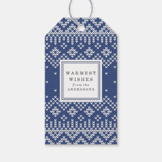 Sweater Weather | Holiday Gift Tags