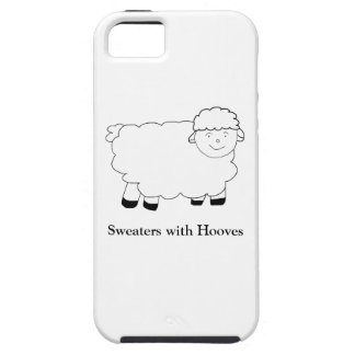 Sweaters With Hooves iPhone 5 Case