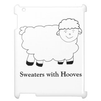 Sweaters With Hooves Case For The iPad 2 3 4