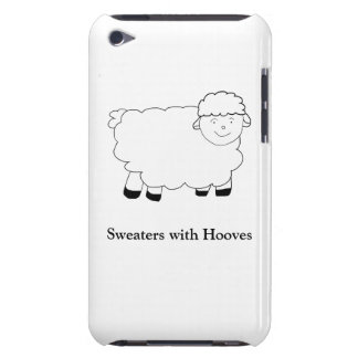 Sweaters With Hooves Case-Mate iPod Touch Case