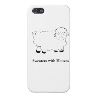 Sweaters With Hooves iPhone 5 Cases