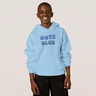 Sweatshirt Boys club cap