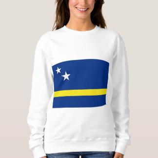 Sweatshirt Curaçaose flag.