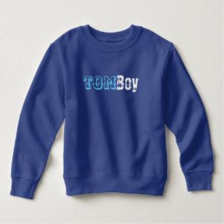 Sweatshirt Tomboy.