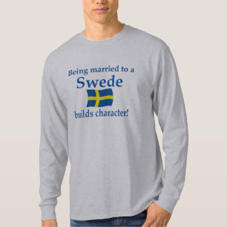 Swede Builds Character T-Shirt