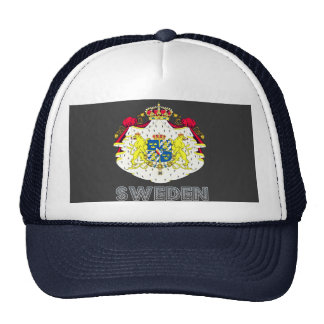 Swede Emblem Hats