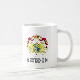 Swede Emblem Coffee Mug