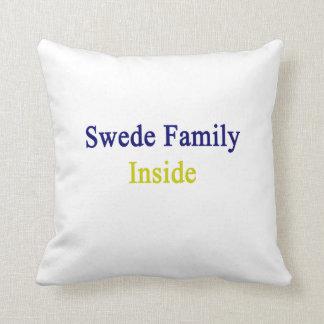 Swede Family Inside Pillow