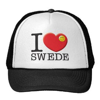 Swede Trucker Hats