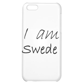 Swede jpg case for iPhone 5C