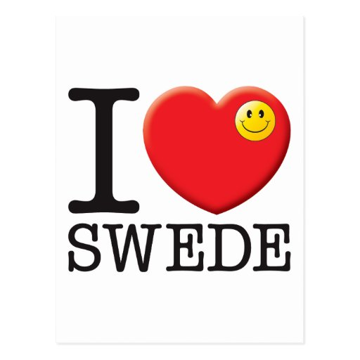 Swede Post Cards
