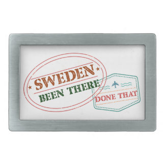 Sweden Been There Done That Belt Buckles