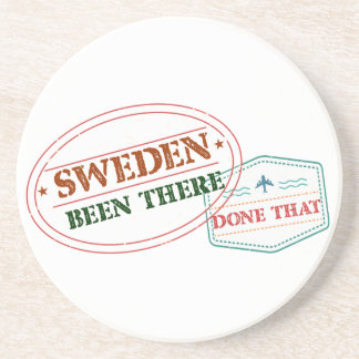 Sweden Been There Done That Coaster