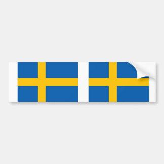 Sweden Bumper Sticker
