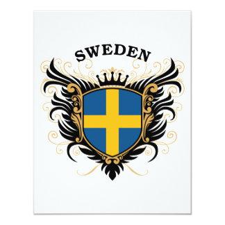 Sweden Card