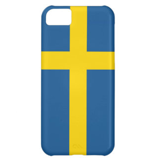sweden country flag case