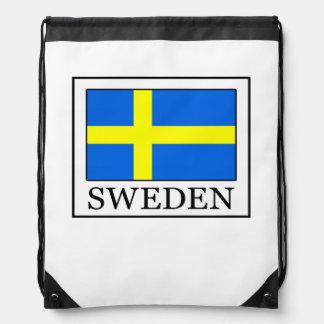 Sweden Drawstring Bag