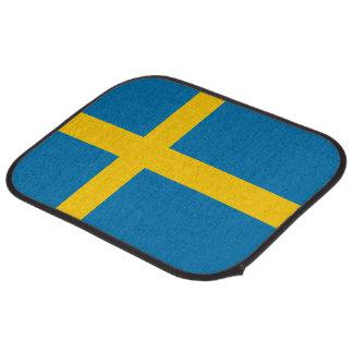 SWEDEN FLAG CAR MAT