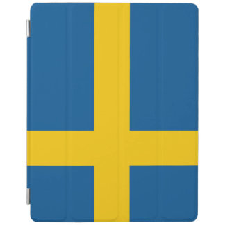 Sweden Flag iPad Cover