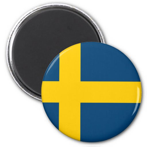 Sweden Flag Refrigerator Magnets