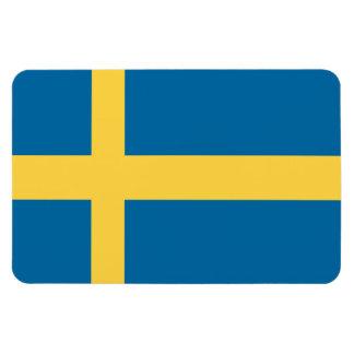 Sweden Flag Rectangular Photo Magnet