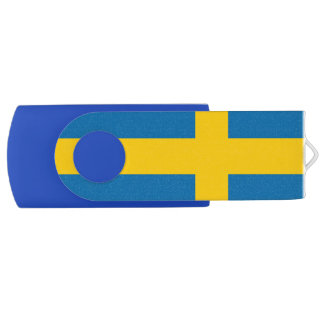 Sweden flag USB flash drive