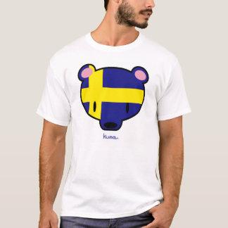 Sweden kuma-chan T-Shirt