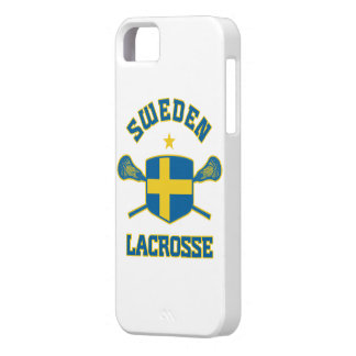 Sweden Lacrosse iphone 5 cover