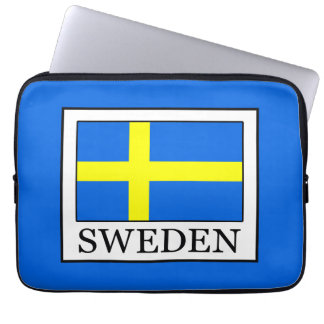 Sweden Laptop Sleeve