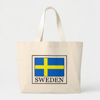 Sweden Large Tote Bag