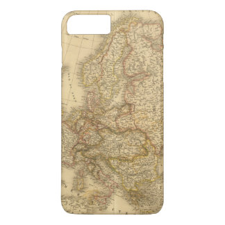Sweden, Norway, and Demark iPhone 7 Plus Case