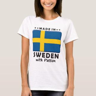 Sweden Passion T-Shirt