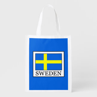 Sweden Reusable Grocery Bag