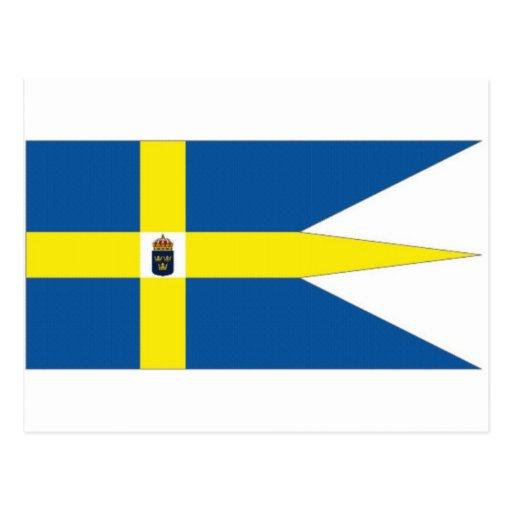 Sweden Royal Family Standard Post Card