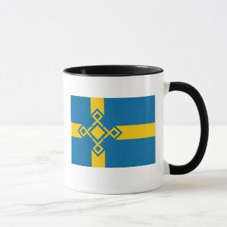 Sweden Rune Cross Mug