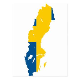 Sweden SE Postcard
