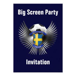 Sweden Soccer Champions Cards