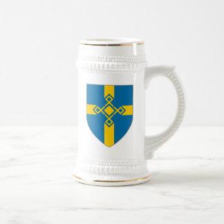 Sweden Stein - Rune Cross Shield